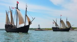 You'll Absolutely Love This One-Of-A-Kind Pirate Festival In Louisiana