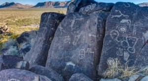9 Trails In New Mexico That Will Lead You Straight To Ancient Petroglyphs
