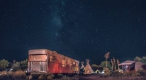 The Secluded Glampground In Texas That Will Take You A Million Miles Away From It All