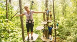 There's An Adventure Park In Virginia That Everyone In Your Family Will Love