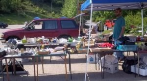 You'll Absolutely Love This 3,000 Mile Yard Sale Going Right Through West Virginia