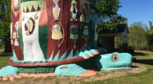 This Roadside Attraction In Oklahoma Is The Most Unique Thing You've Ever Seen