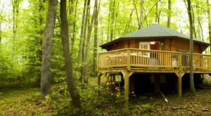 The Secluded Glampground In West Virginia That Will Take You A Million Miles Away From It All
