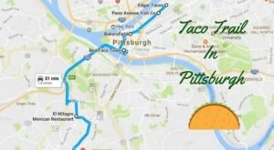 Your Tastebuds Will Go Crazy For This Amazing Taco Trail Through Pittsburgh