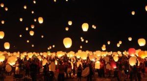 You Don't Want To Miss This Gorgeous Lantern Festival In Pittsburgh This Year