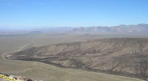 One Of The Largest Nuclear Waste Dumps In The World Is Right Here In Nevada