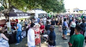 The Epic Outdoor Food Fest In Portland You Simply Cannot Miss