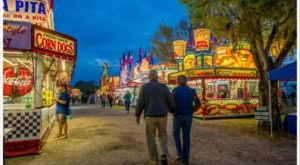 The Epic Outdoor Food Fest In Florida You Simply Cannot Miss