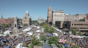 The Epic Outdoor Food Fest In New York You Simply Cannot Miss