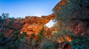 Arizona's Devil's Bridge Is Downright Heavenly…And You'll Want To Visit