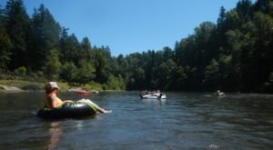 There's Nothing Better Than This Portland Area Natural Lazy River On A Summer's Day