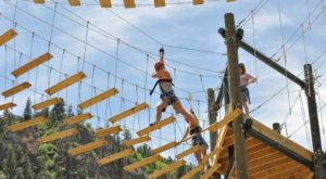 The Epic Canopy Course Near Denver That Will Bring Out The Adventurer In You