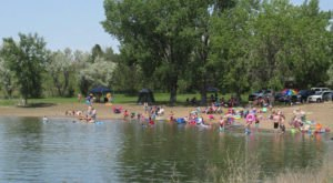 8 Little Known Swimming Spots In North Dakota That Will Make Your Summer Awesome