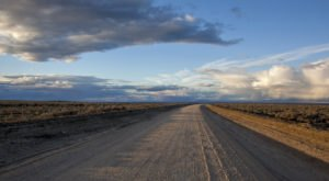 A Drive Down Idaho's Loneliest Road Will Take You Miles And Miles Away From It All