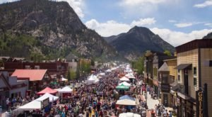 The Epic Outdoor Food Fest In Colorado You Simply Cannot Miss