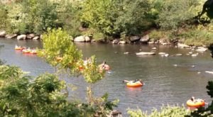 There's Nothing Better Than Pennsylvania's Natural Lazy River On A Summer's Day