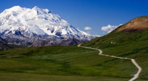 You Literally Have To Win A Lottery To Drive On This Breathtaking Road In Alaska