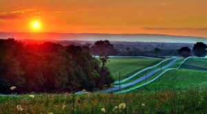 The 7 Best Backroads Around Washington DC For A Scenic Drive