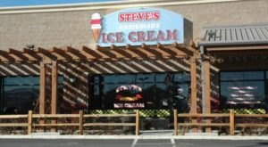 The Tiny Shop In Nevada That Serves Homemade Ice Cream To Die For