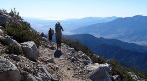 Mount San Gorgonio In Southern California Takes You Above The World