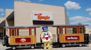 This Whimsical Trolley Takes You Through Ohio's Very Own Lollipop Wonderland