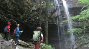 The Hidden Waterfall In Arkansas That Most People Don't Know About