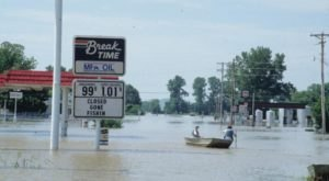 13 Staggering Photos Of The Devastating Flood Missourians Will Never Forget