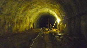 The Story Behind Southern California's Underground Tunnel Will Fascinate You