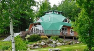 The Secluded Glampground In Vermont That Will Take You A Million Miles Away From It All