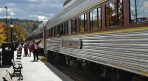 You'll Never Forget A Ride On This Gorgeous Scenic Railroad In New Hampshire