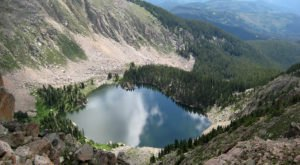Visiting Lake Katherine, A Mountain Lake In New Mexico, Is Like Experiencing A Dream