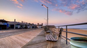 The New Jersey Beach That's Unlike Any Other In The World