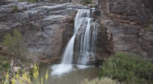 This Waterfall Swimming Hole In Colorado Will Make Your Summer Complete