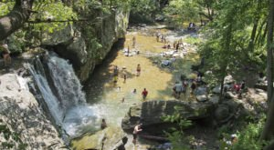 If You Didn't Know About These 10 Swimming Holes In Maryland, You've Been Missing Out