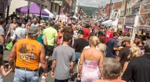 The Epic Outdoor Food Fest In Pennsylvania You Simply Cannot Miss