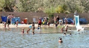 6 Little Known Swimming Spots In Nevada That Will Make Your Summer Awesome