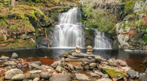 5 Waterfall Swimming Holes In Connecticut That Will Make Your Summer Complete
