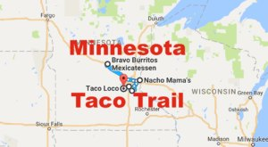 This Amazing Taco Trail In Minnesota Takes You To 5 Tasty Restaurants