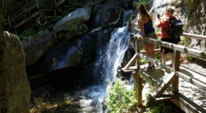 Explore These New Hampshire Caves For An Unforgettable Adventure