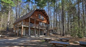 You Won't Forget Your Stay In These 7 One Of A Kind New Hampshire Cabins