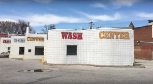Most People Stay Far, Far Away From This Creepy Abandoned Car Wash In Maryland