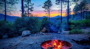 10 Glorious Campgrounds In Southern California Where No Reservation Is Required