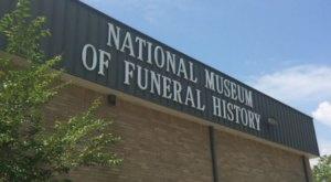 This Death-Themed Museum In Texas Is Not For The Faint Of Heart