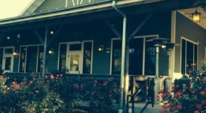 The Beautiful Restaurant Tucked Away In A Forest Near Nashville Most People Don't Know About