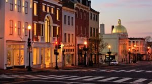 You'll Absolutely Love These 11 Charming, Walkable Streets In Washington DC