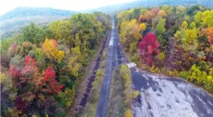 Someone Flew A Drone High Near Pittsburgh And Captured The Most Breathtaking Footage