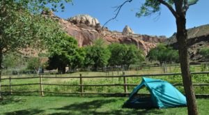 This Might Just Be The Most Beautiful Campground In All Of Utah