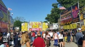 The Epic Outdoor Food Fest In Indiana You Simply Cannot Miss