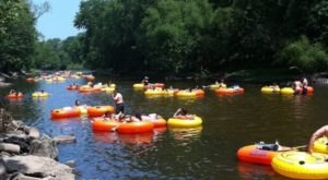 There's Nothing Better Than Indiana's Natural Lazy River On A Summer's Day