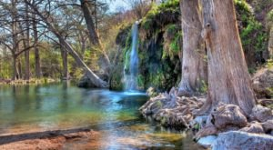 8 Little Known Swimming Spots In Texas That Will Make Your Summer Awesome